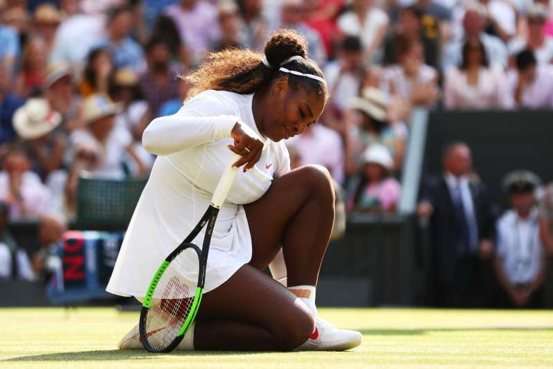 Serena Williams konnte sich nie vorstellen, einen weißen Mann zu heiraten, bis Alexis Ohanian in ihr Leben kam