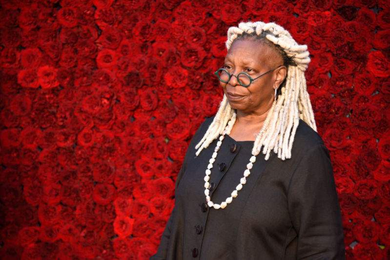 """We're Like Old Broads:"" Whoopi Goldberg Comments On Rumors Of Feud Among 'The View' Hosts But People Think The Show Is Fake"