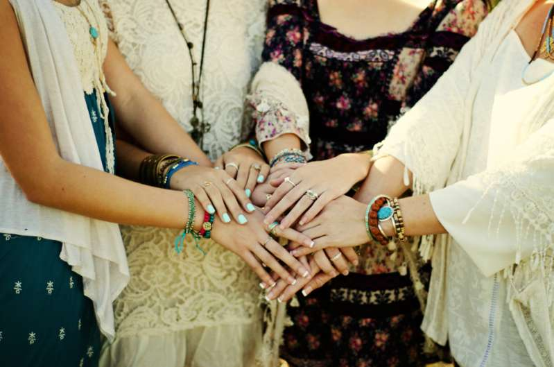 Top 10 Quotes About Sisterhood - Friends, Family, Community