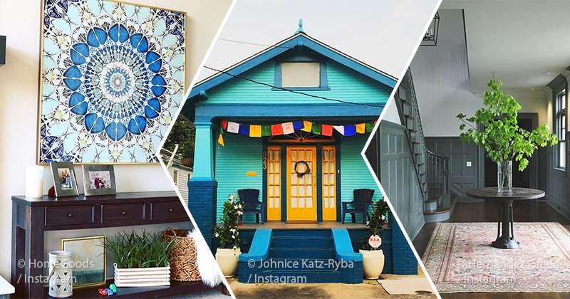 5 astuces feng shui pour faire entrer les bonnes nergies chez vous sur fabiosa. Black Bedroom Furniture Sets. Home Design Ideas