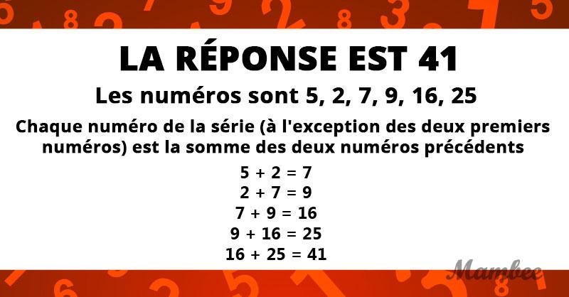 Ce délicat petit problème de mathématiques saura aiguiser votre esprit ! Relevez-vous le défi ?Ce délicat petit problème de mathématiques saura aiguiser votre esprit ! Relevez-vous le défi ?