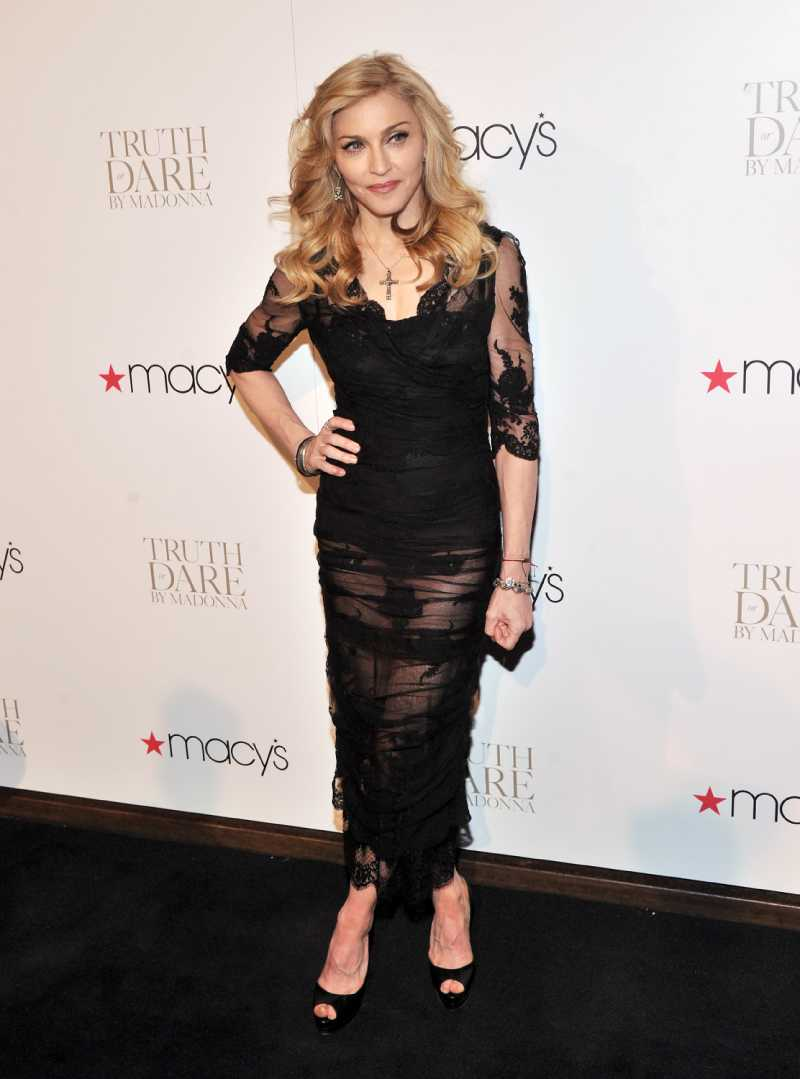 One-Of-A-Kind And One Of The Thousands: Madonna Reveals Truth About Being Sexually Abused In Her Youth