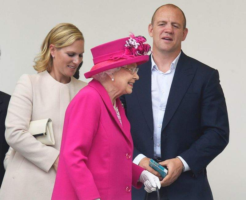 Mike Tindall Revealed How The Queen Comforted Him And Zara After A Tragic Miscarriage In 2016