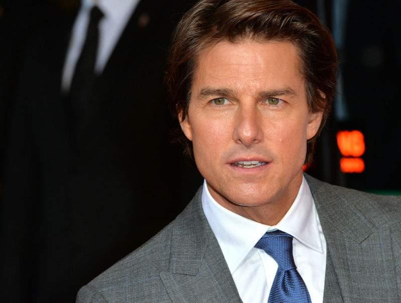 Tom Cruise hat alle Fenster in seinem millionenschweren Penthouse abgedeckt, heißt es in Berichten