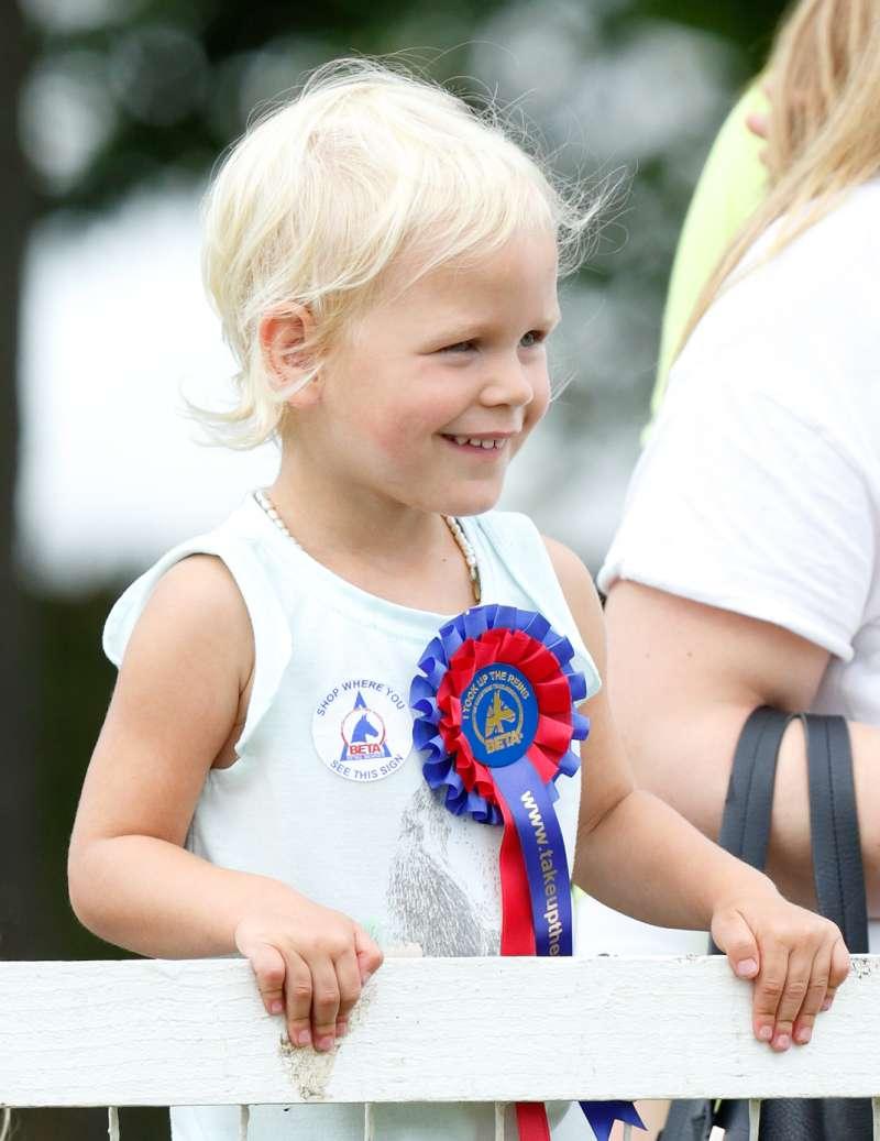The Queen's Grandchildren and Great-Grandchildren