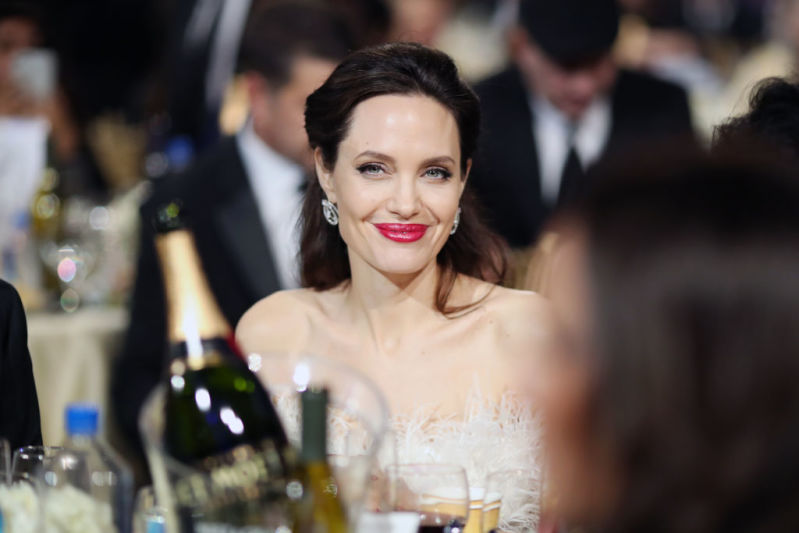 Famous Actress Angelina Jolie May Join The Race For Presidency In 2020