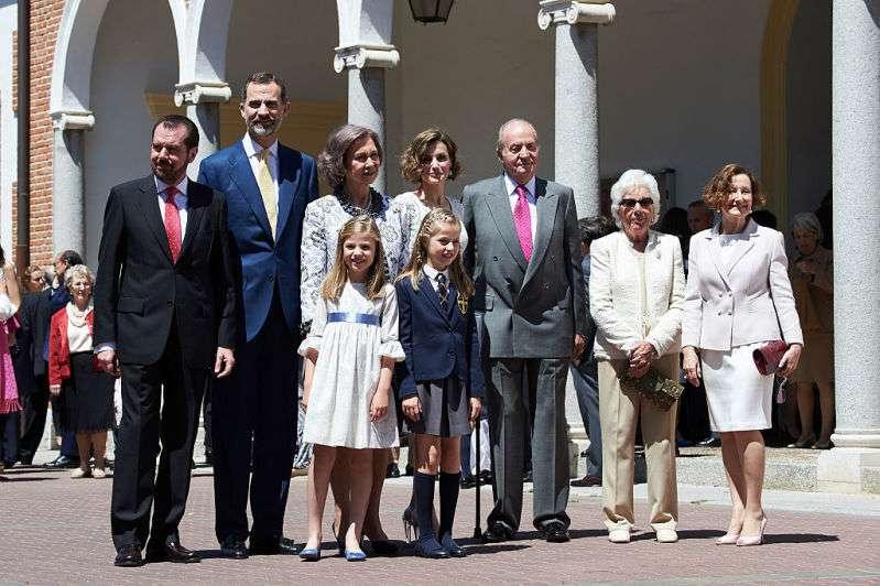 """""""Leonor ne sera jamais reine. La fin de la monarchie approche"""" : tels sont les mots de Jaime Peñafiel sur la maison royale espagnoleMenchu Álvarez del Valle"""