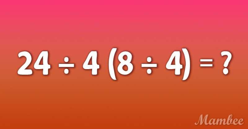 Testons vos aptitudes mathématiques : pouvez-vous résoudre cette équation épineuse ?