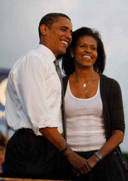 """Michelle Obama Can't Do Without Throwing Jabs At Barack As She Once Insulted His Book Publicly: """"Since My Book Was First, He Lost""""Michelle Obama Can't Do Without Throwing Jabs At Barack As She Once Insulted His Book Publicly: """"Since My Book Was First, He Lost""""obama"""