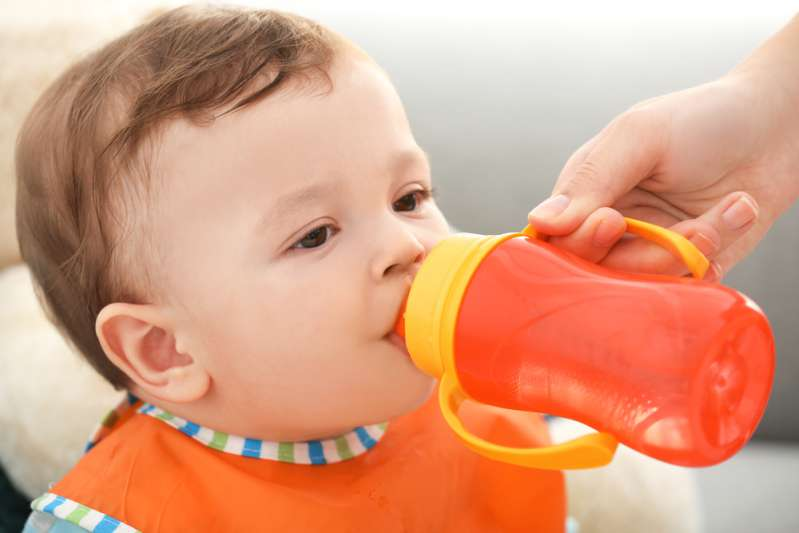 Beware Of Sippy Cup Mold: Mother Warns Others About The Hidden Dangers In Children Cups After Her Son Fell Ill