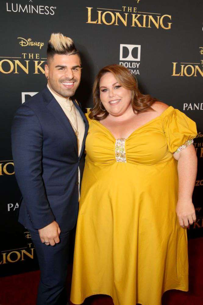 Chrissy Metz Is A Ray Of Sunshine In Yellow Dress With Tender Flower Embroidery At 'The Lion King' PremiereChrissy Metz Is A Ray Of Sunshine In Yellow Dress With Tender Flower Embroidery At 'The Lion King' PremiereChrissy Metz Is A Ray Of Sunshine In Yellow Dress With Tender Flower Embroidery At 'The Lion King' Premiere