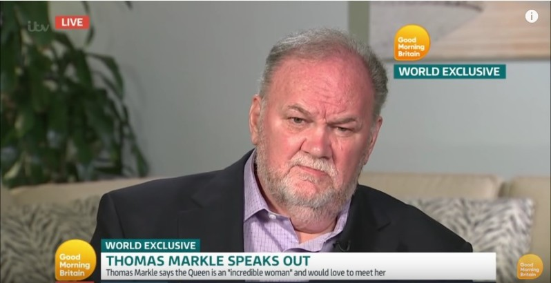 Samantha Markle Spent Thanksgiving With Her Dad After Failing To Reconnect With Sister MeghanSamantha Markle Spent Thanksgiving With Her Dad After Failing To Reconnect With Sister MeghanThomas Markle