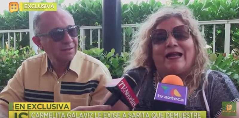 """Comadre de José José acusa a su hija Sarita de tenerlo """"secuestrado"""" y de ocultar su estado de salud"""