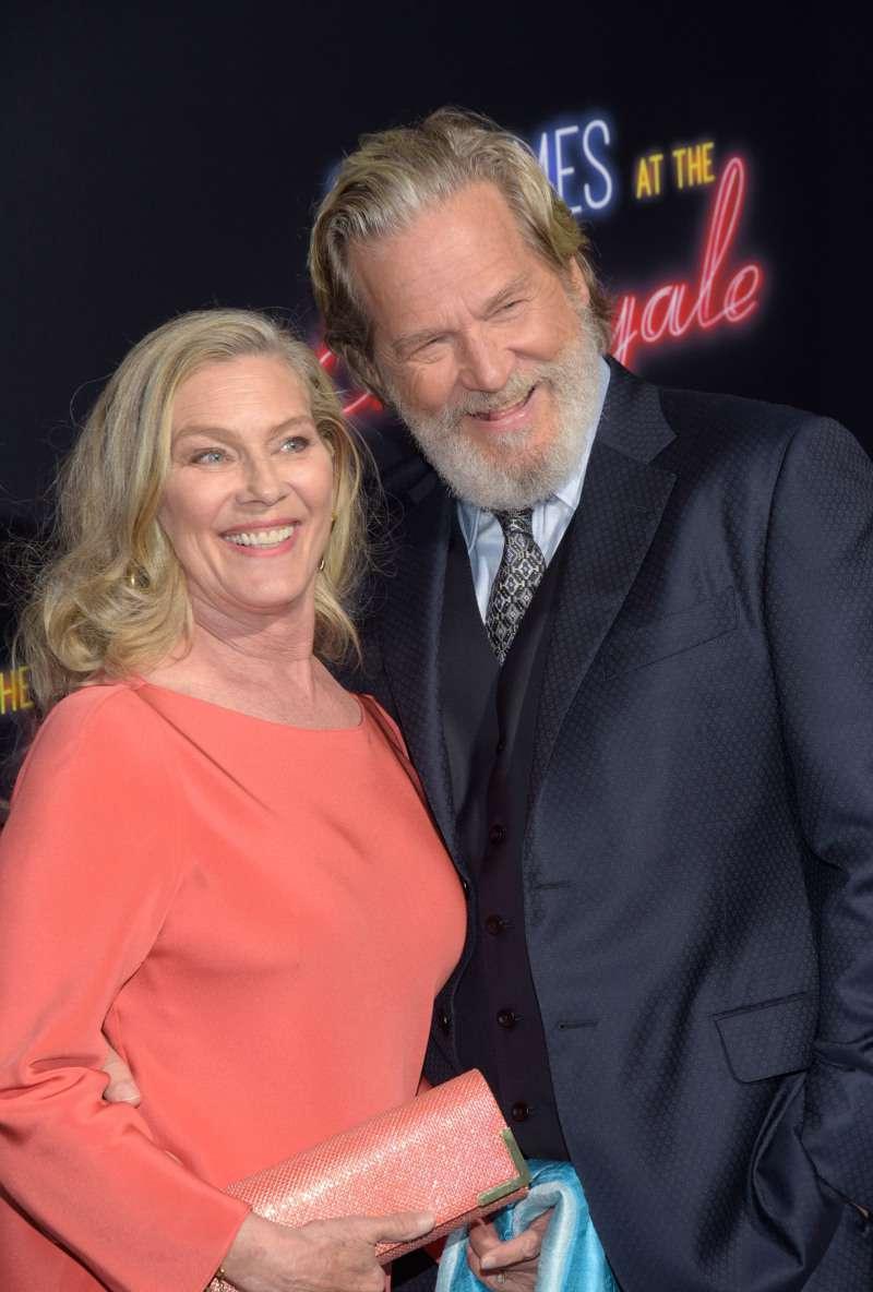 Jeff Bridges nous parle de l'étrange façon dont il a réussi à gagner le cœur de Susan, sa femme depuis 41 ansjeff bridges and his wife