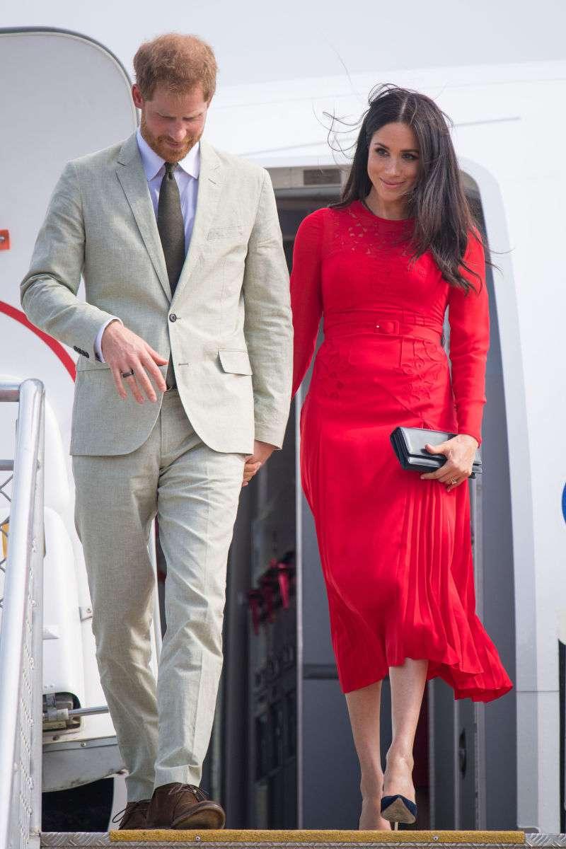 Une duchesse fan de mode : le top 10 des looks les plus glamours de Meghan Marklemeghan and harry