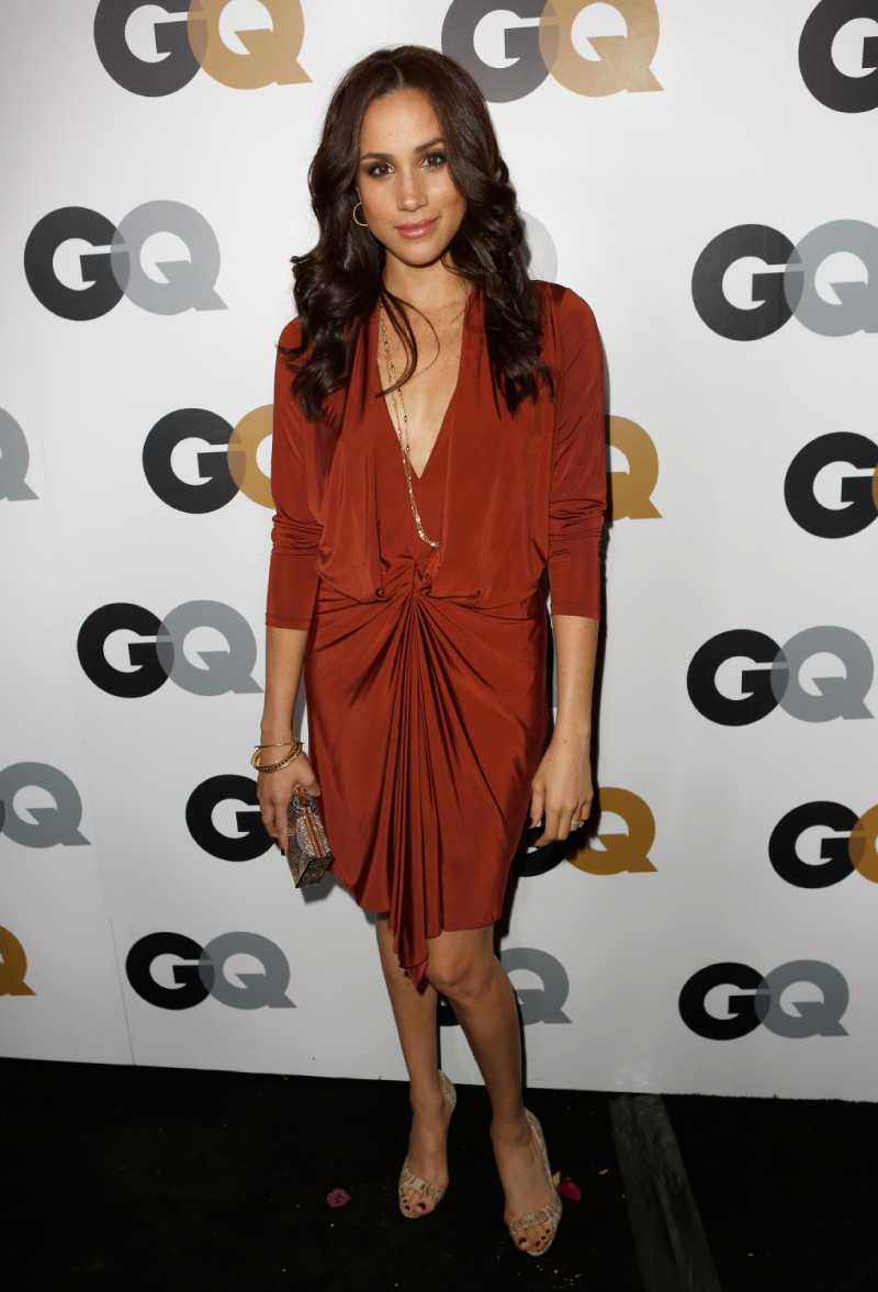 Chelsy, Cressida, Meghan : quelles caractéristiques les femmes de Harry ont-elles en commun ?Actress Meghan Markle arrives at the GQ Men of the Year Party at Chateau Marmont on November 13, 2012 in Los Angeles, California