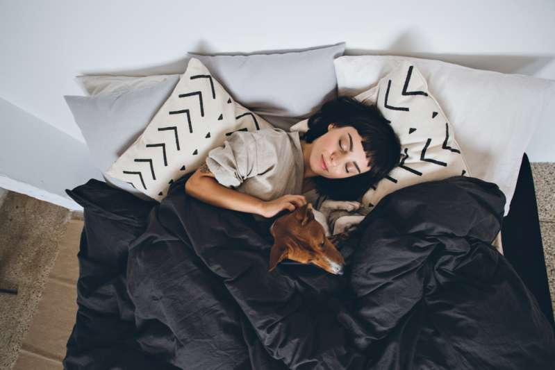 Estudio demuestra que las mujeres duermen mejor con un perro que con su parejaEstudio demuestra que las mujeres duermen mejor con un perro que con su parejaEstudio demuestra que las mujeres duermen mejor con un perro que con su parejaEstudio demuestra que las mujeres duermen mejor con un perro que con su pareja