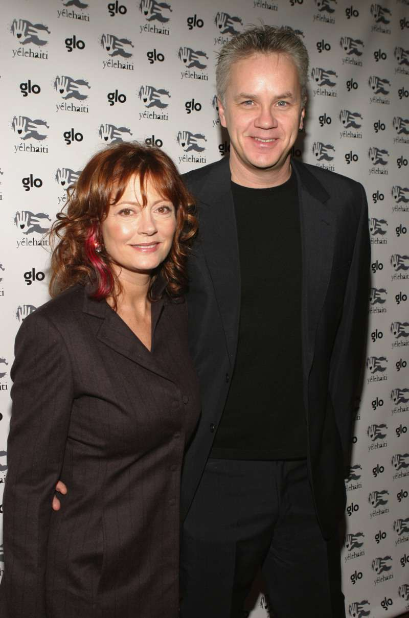 Susan Sarandon Explains Why She Never Married Tim Robbins With Whom She Had 23-Year Relationship