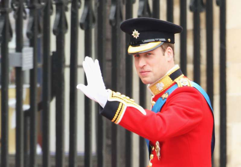 Queen Reacted To The Birth Of Prince William With A Crude Joke, Making A Very Provocative Comparison