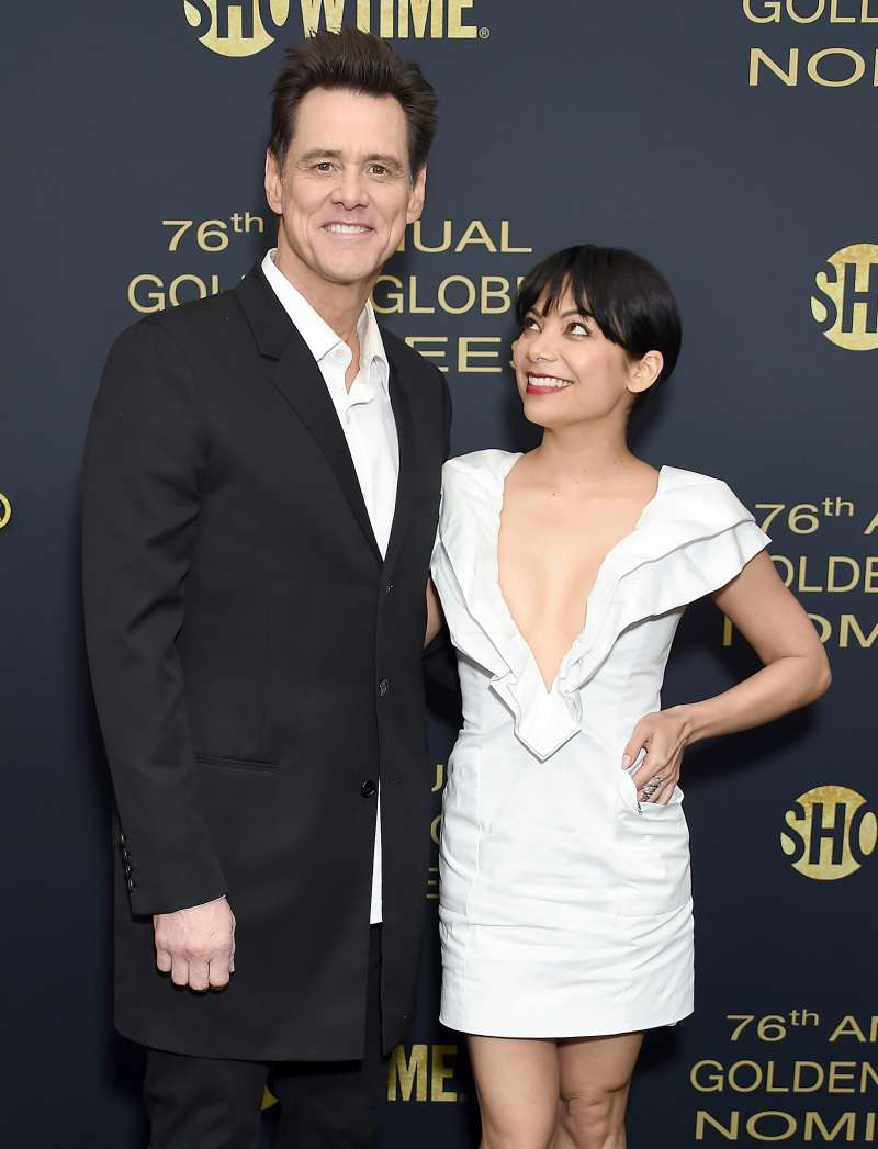Jim Carrey Makes A Red Carpet Debut With His New Girlfriend, Ginger Gonzaga, On Golden Globe AwardsJim Carrey Makes A Red Carpet Debut With His New Girlfriend, Ginger Gonzaga, On Golden Globe Awards