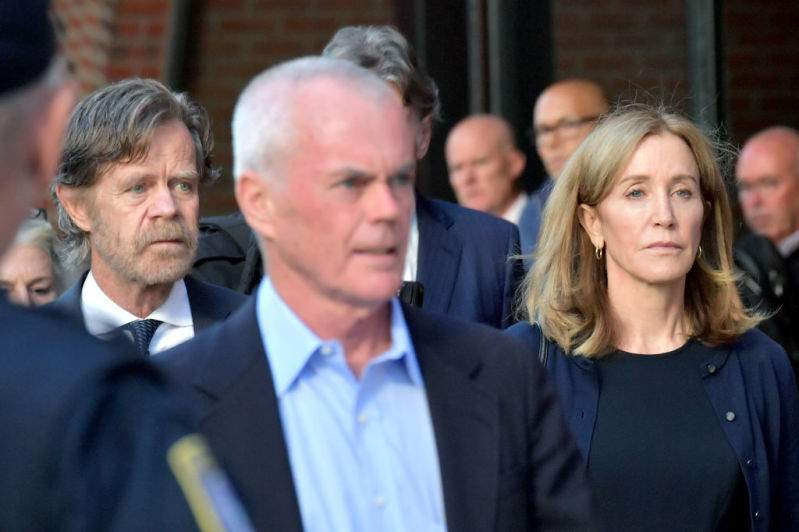College Admissions Scandal: 'Desperate Housewives' Star Felicity Huffman Sentenced To 14 Days In PrisonCollege Admissions Scandal: 'Desperate Housewives' Star Felicity Huffman Sentenced To 14 Days In PrisonCollege Admissions Scandal: 'Desperate Housewives' Star Felicity Huffman Sentenced To 14 Days In PrisonCollege Admissions Scandal: 'Desperate Housewives' Star Felicity Huffman Sentenced To 14 Days In Prison