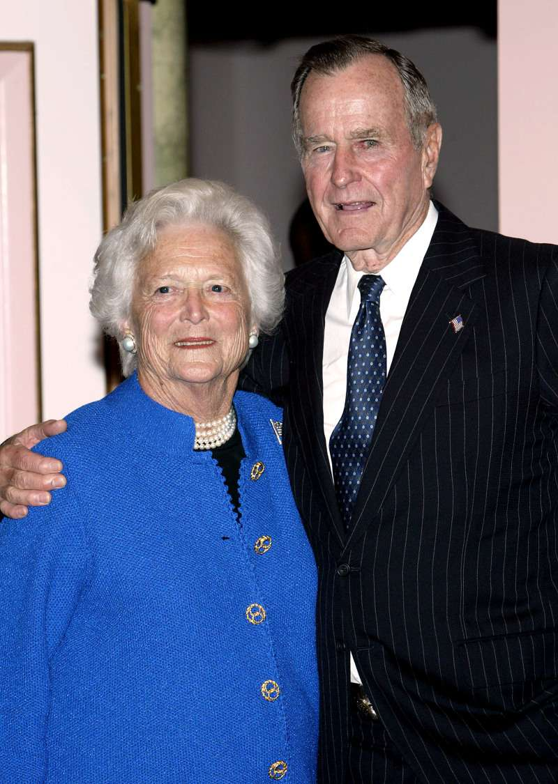 Touching Link Between George H.W. Bush's and Barbara Bush's Last Words
