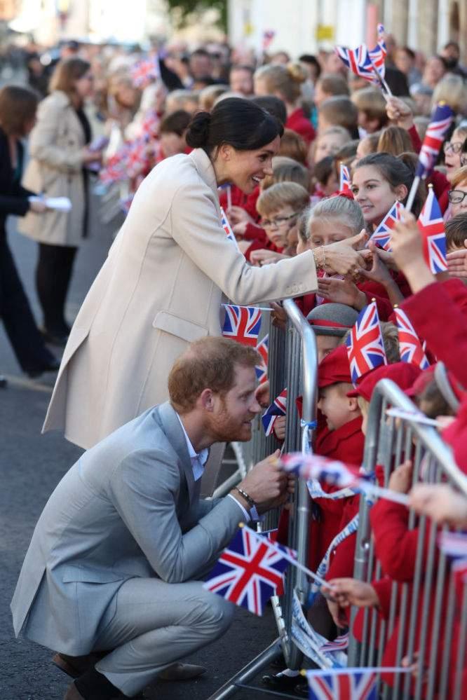 Meghan Markle et le Prince Harry passent du temps en famille au Canada avec bébé Archie