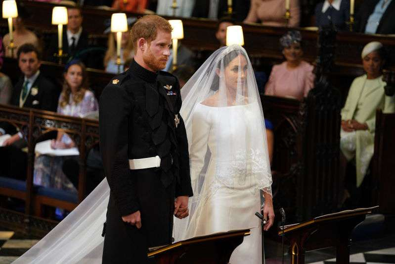 Today's The Day! Prince Harry And Meghan Markle Celebrate Their First Wedding AnniversaryToday's The Day! Prince Harry And Meghan Markle Celebrate Their First Wedding Anniversary