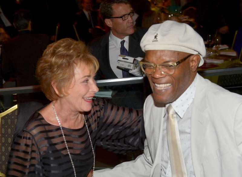 People's Favorite Judge Judy Has Just Turned 76. Samuel L. Jackson Sent His Best Wishes To The Birthday GirlPeople's Favorite Judge Judy Has Just Turned 76. Samuel L. Jackson Sent His Best Wishes To The Birthday Girl