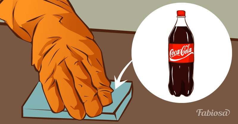 La Coca Cola Ha Molti Usi E Si Può Utilizzare In Casa Per Fare Le