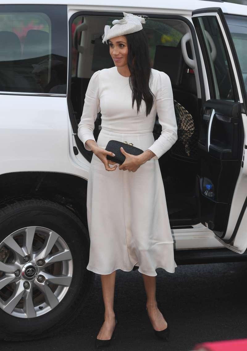 Mini, Midi, Maxi: What Dress Length Suits Meghan Markle Best?