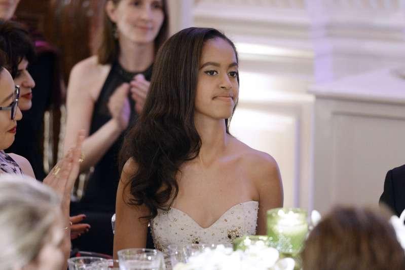 Michelle Obama ist nicht traurig, dass ihre Töchter von Zuhause weggegangen sind, um aufs College zu gehen. Sie ist auch ohne sie glücklich