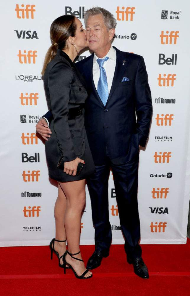 Love Bunnies! Katharine McPhee And David Forster Indulge In Steamy PDA At Toronto International Film FestivalLove Bunnies! Katharine McPhee And David Forster Indulge In Steamy PDA At Toronto International Film FestivalLove Bunnies! Katharine McPhee And David Forster Indulge In Steamy PDA At Toronto International Film Festival