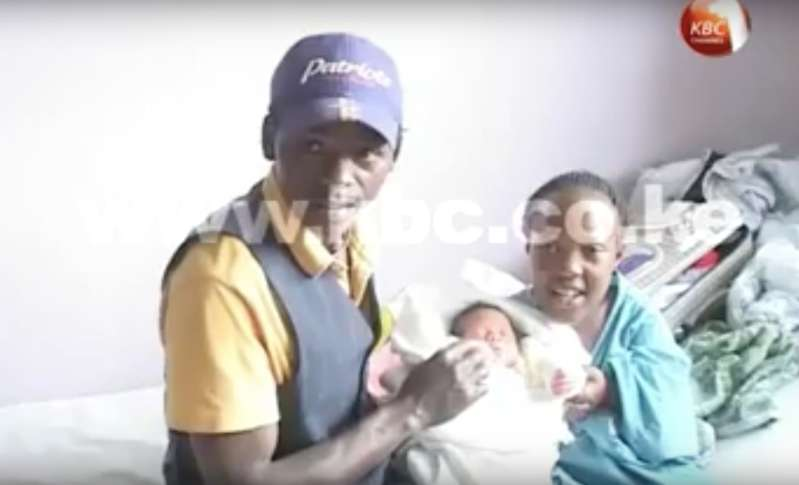 Miraculous: Kenyan Woman With Dwarfism Defies All Odds To Welcome Baby Boy Who Weighs 2.6 Kg