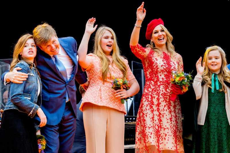 Argentinischer Rohdiamant: Wie ein einfaches Mädchen mit dunkler Vergangenheit zur Königin der Niederlande wurde