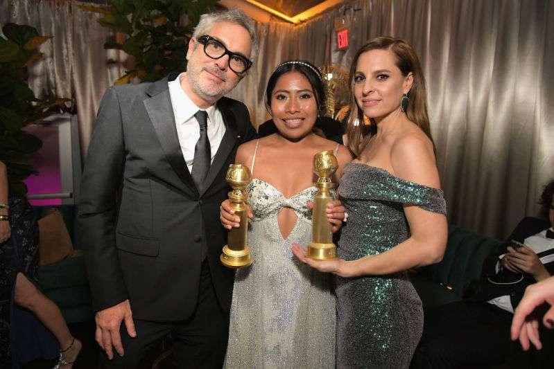 """Galilea Montijo desata las burlas en las redes por su comentario ignorante sobre el filme """"Roma"""""""