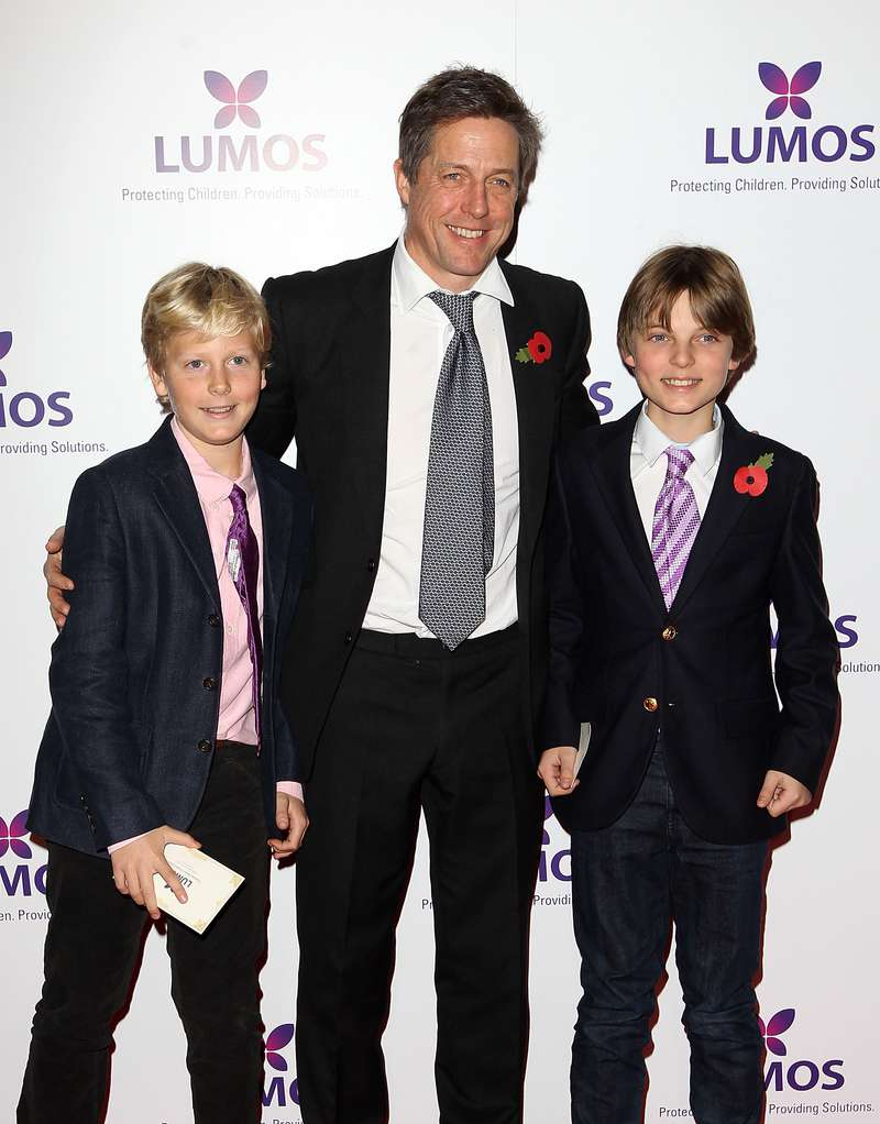 At 57 Hugh Grant Is Going To Become A Father For The Fifth Time