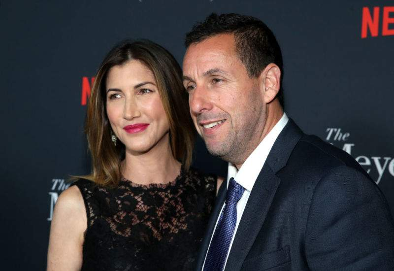 """Adam Sandler Shares The Biggest Secret To His Successful And Happy Marriage With Fellow Actress Jackie Titone: """"Getting Time Together""""Adam Sandler Shares The Biggest Secret To His Successful And Happy Marriage With Fellow Actress Jackie Titone: """"Getting Time Together""""Adam Sandler Shares The Biggest Secret To His Successful And Happy Marriage With Fellow Actress Jackie Titone: """"Getting Time Together""""Adam Sandler Shares The Biggest Secret To His Successful And Happy Marriage With Fellow Actress Jackie Titone: """"Getting Time Together"""""""