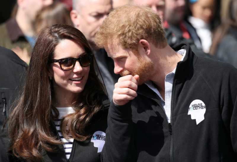 Sister He Never Had: Reasons Behind The Tender Relationship Between Prince Harry And Kate Middleton