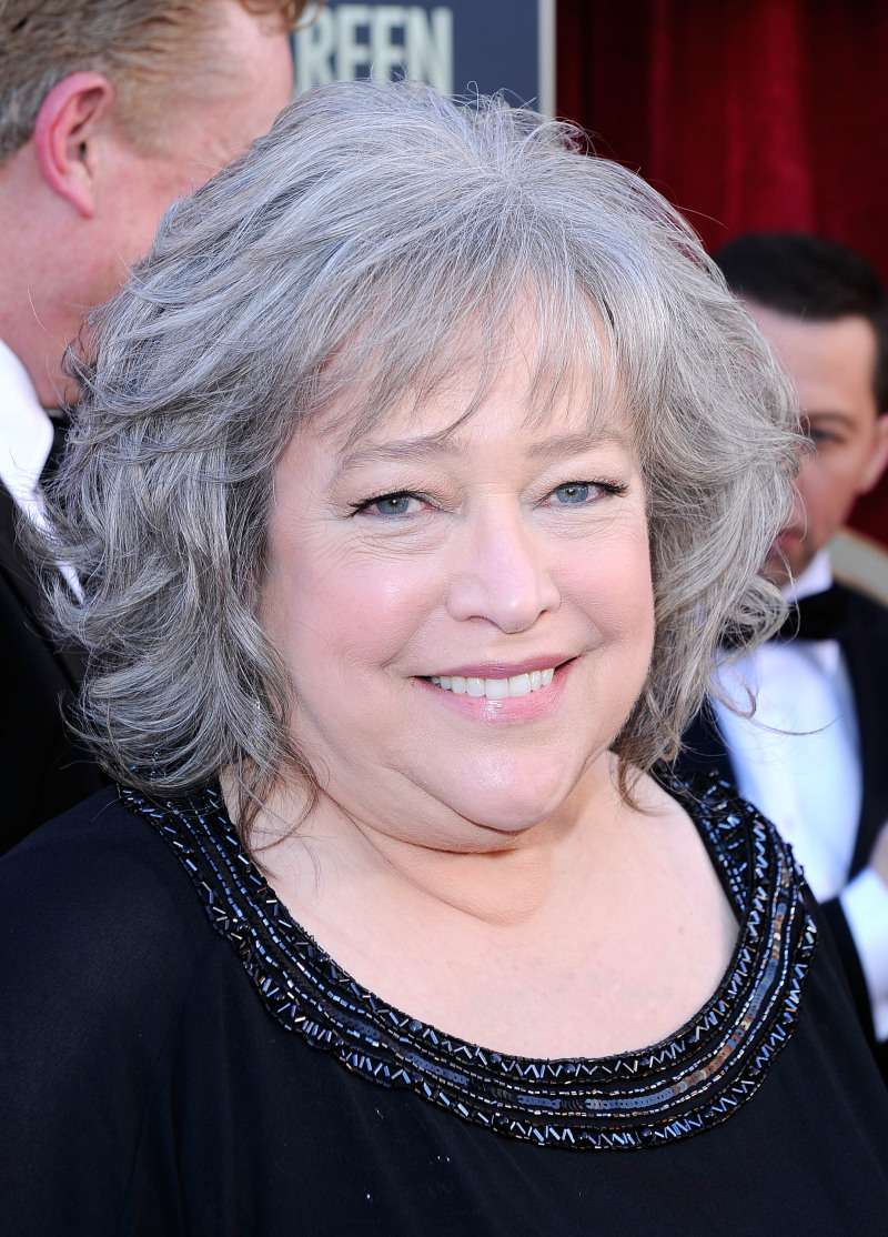 Kathy Bates Claims She Had To Fight To Keep Her Gray Hair As She Was Told To Put A Wig OnKathy Bates Claims She Had To Fight To Keep Her Gray Hair As She Was Told To Put A Wig OnKathy Bates Claims She Had To Fight To Keep Her Gray Hair As She Was Told To Put A Wig On