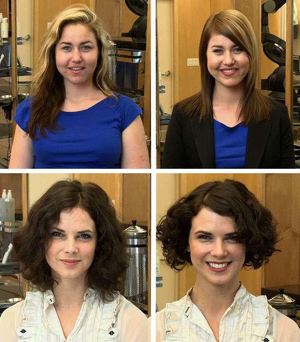 Как правильно подобрать прическу для каждого типа лица