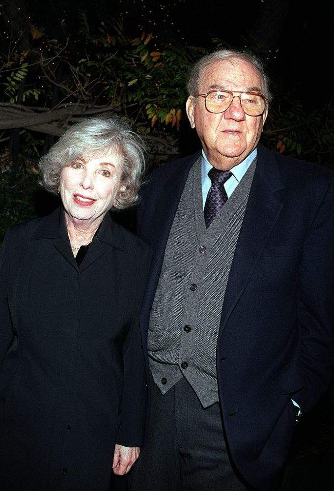 Karl Malden And Wife Mona Were Married For 70 Years Before He Passed