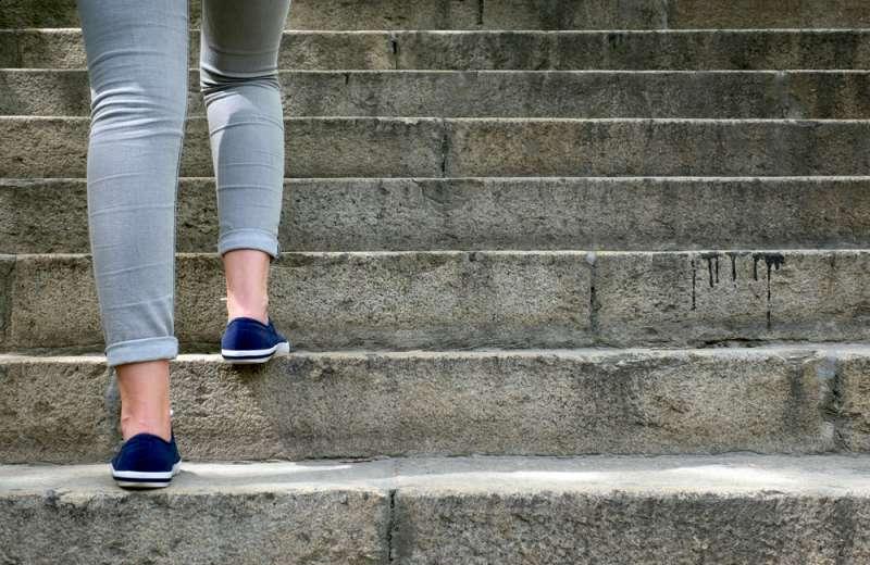 quanti passi da percorrere per perdere peso