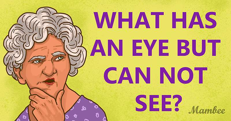 Challenging Riddle: 'What Has Eyes But Cannot See?' Can You Solve It?Challenging Riddle: 'What Has Eyes But Cannot See?' Can You Solve It?