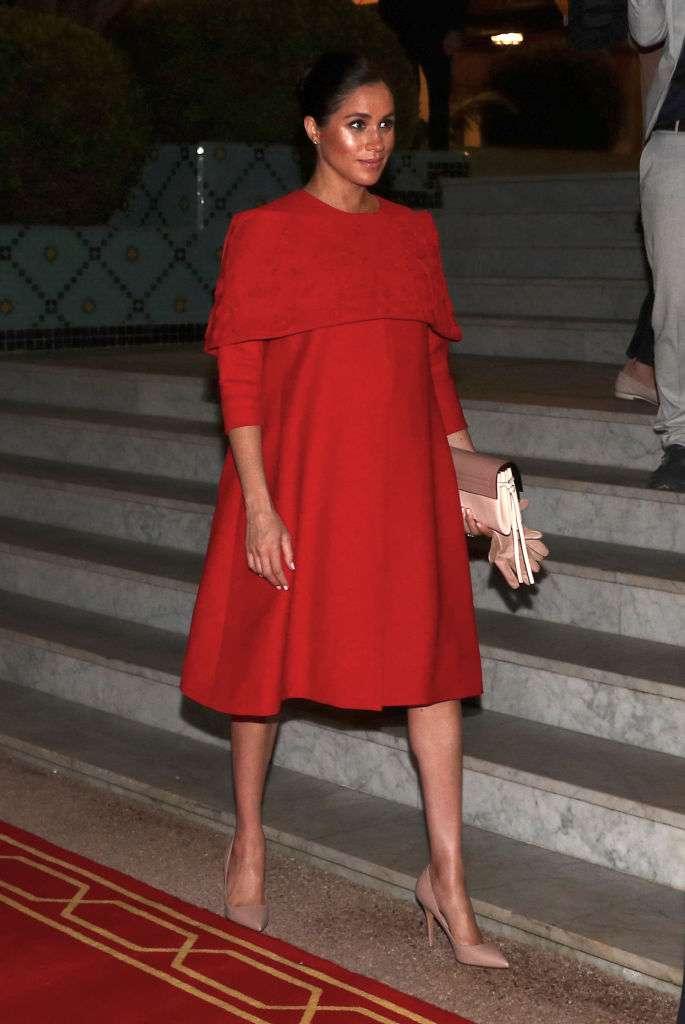 Kate Middleton et Meghan Markle en rouge : qui le porte le mieux ?meghan