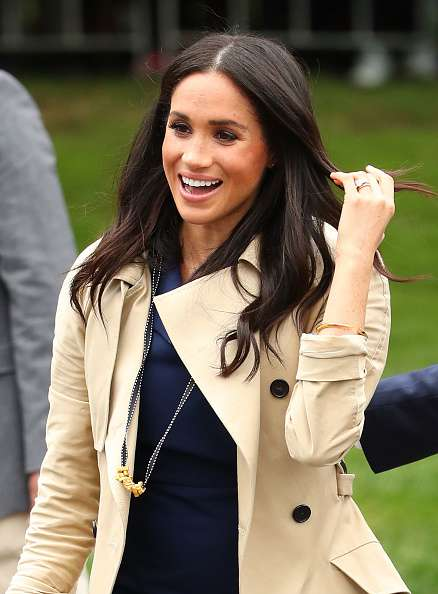 Meghan Markle Made This 6-Year-Old Boy's Day By Wearing A 'Pasta Necklace' He Made HerMeghan Markle Made This 6-Year-Old Boy's Day By Wearing A 'Pasta Necklace' He Made Her