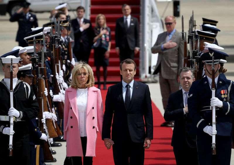 Les 15 looks les plus stylés de Brigitte Macron en 2018Les 15 looks les plus stylés de Brigitte Macron en 2018