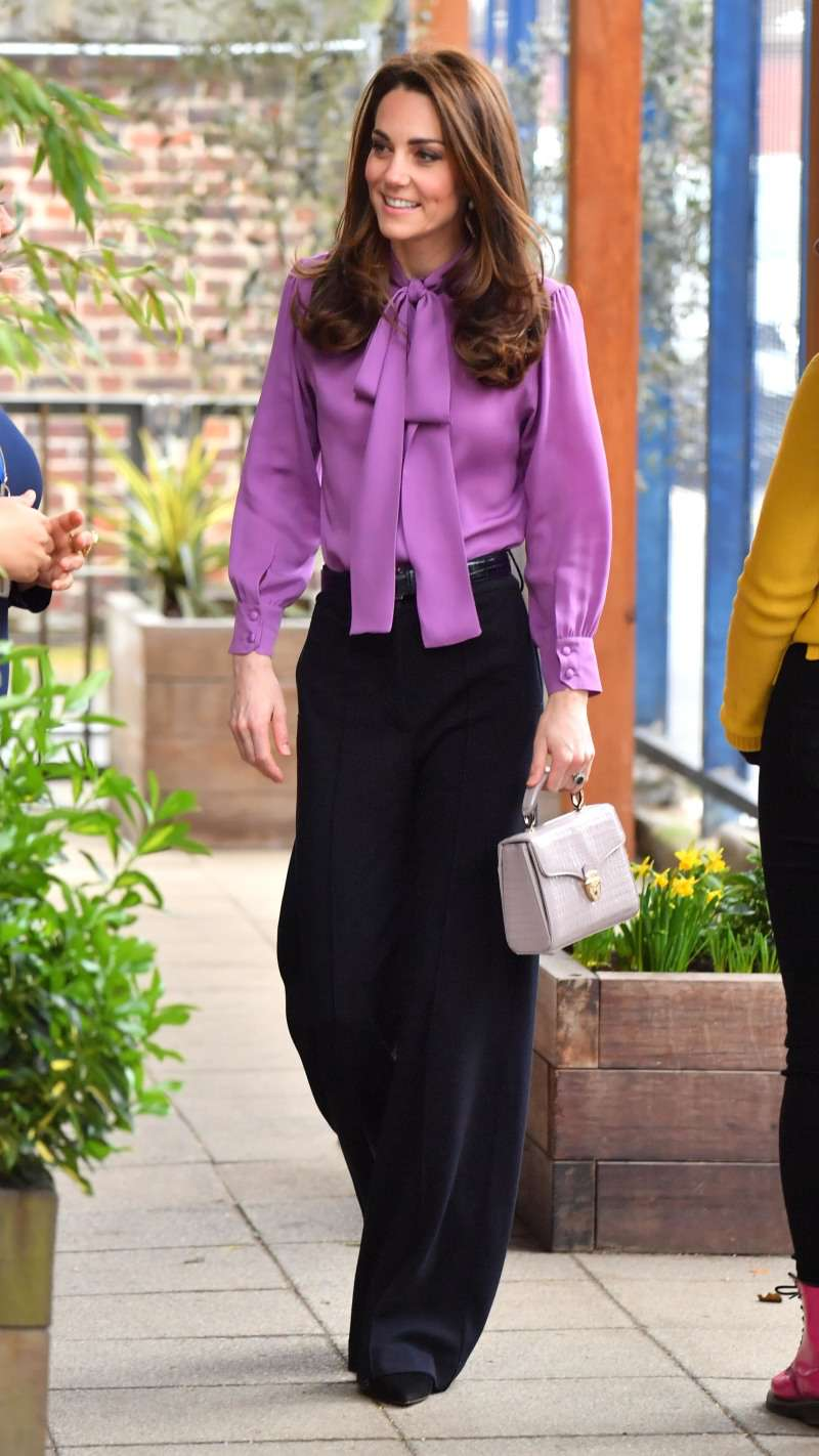 Kate Middleton Made A Major Fashion Statement With The Way She Wore Her Outfit