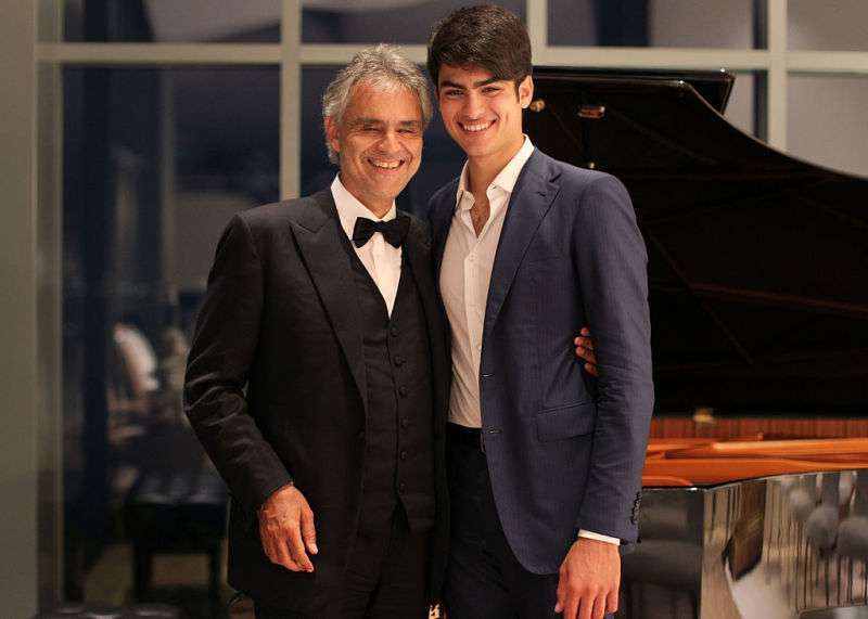 Matteo Bocelli Gives Another Mind-Blowing Performance, Proving He Has Taken After His Talented Father