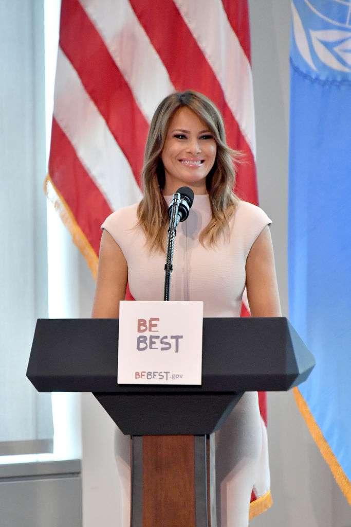 Con chi ha avuto un appuntamento, Melania Trump, prima di incontrare Donald?